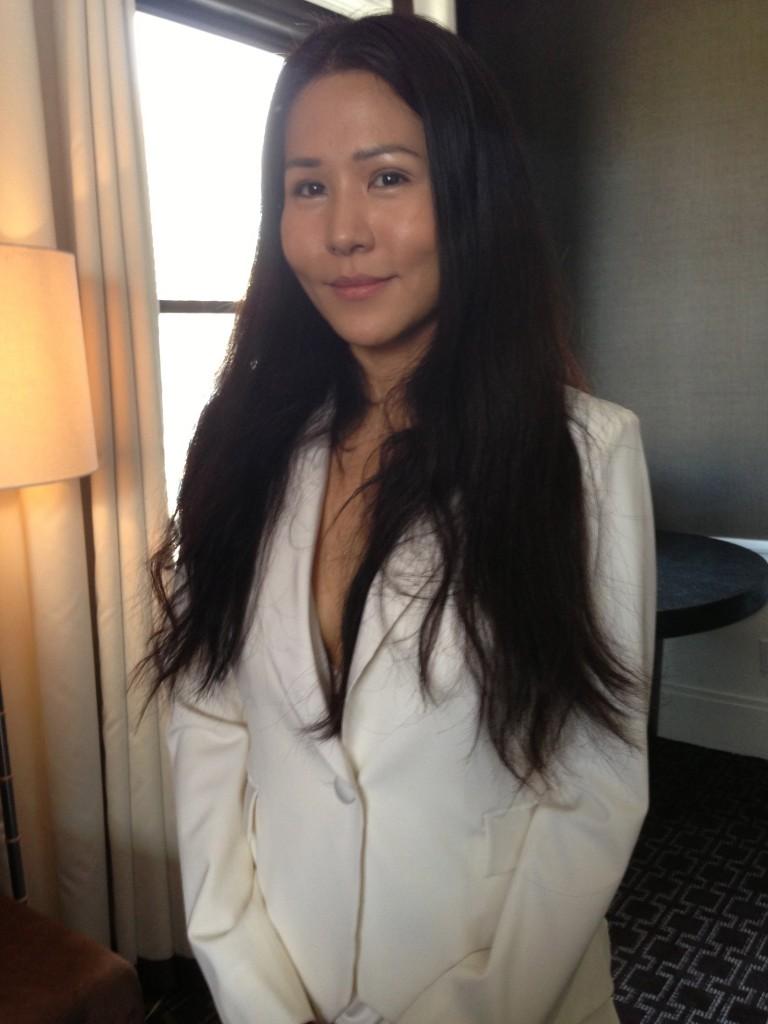 """Designer Christina """"Zuzu"""" Kim"""