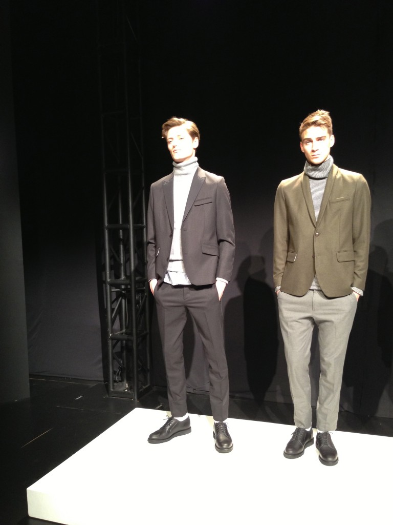 Men's autumn/winter 2013