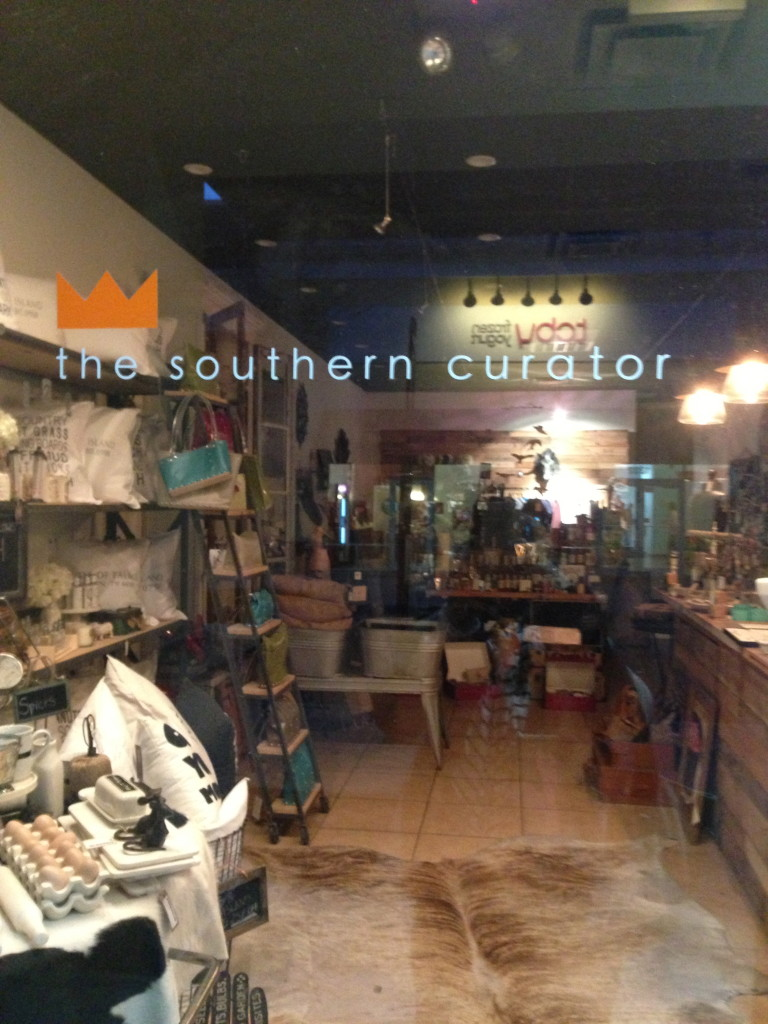 The Southern Curator in Town Center, Mt. Pleasant