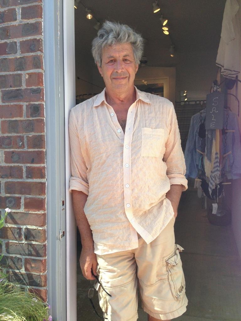 Duck & Weave founder Robin Saidman