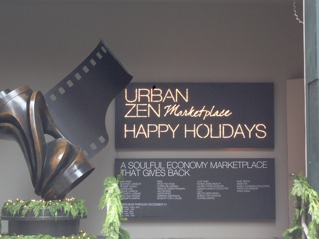 Urban Zen Marketplace