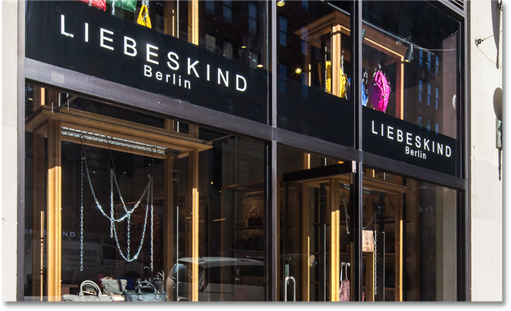 Liebeskind NYC Flagship Store