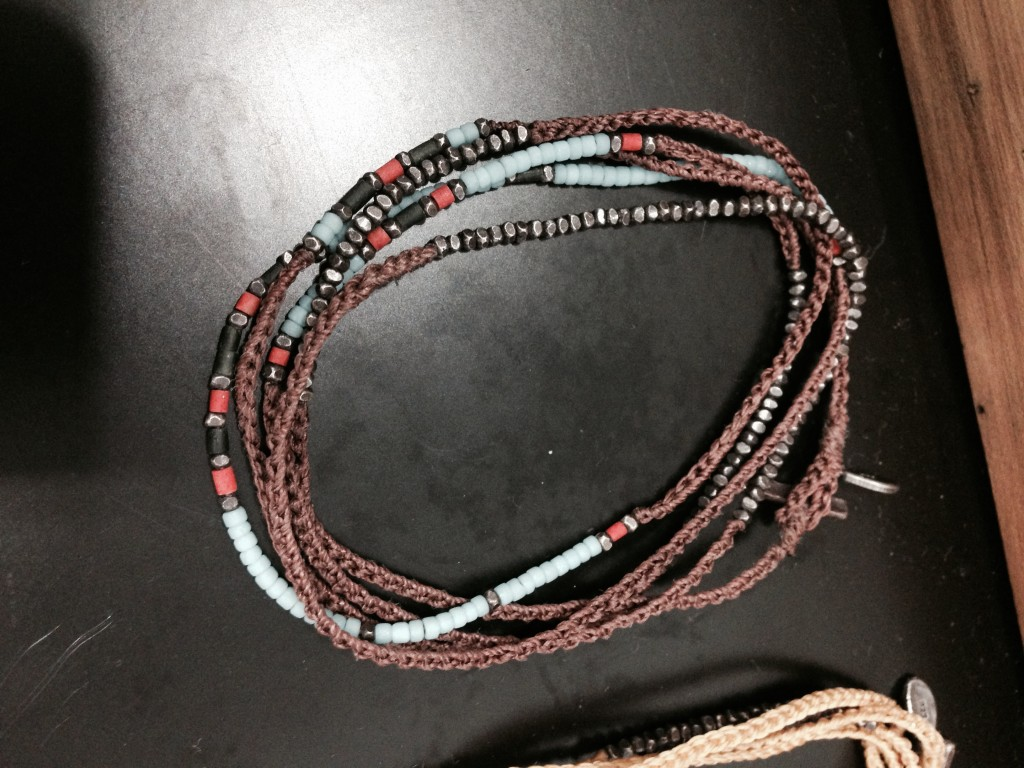 M.Cohen African beads