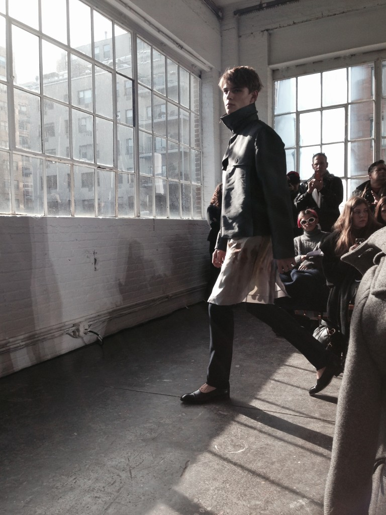 Duckie Brown AW14