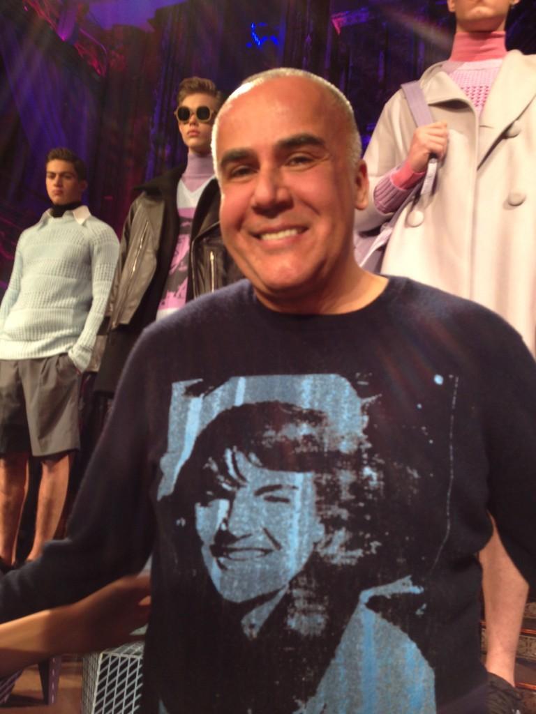 Designer Ricardo Seco
