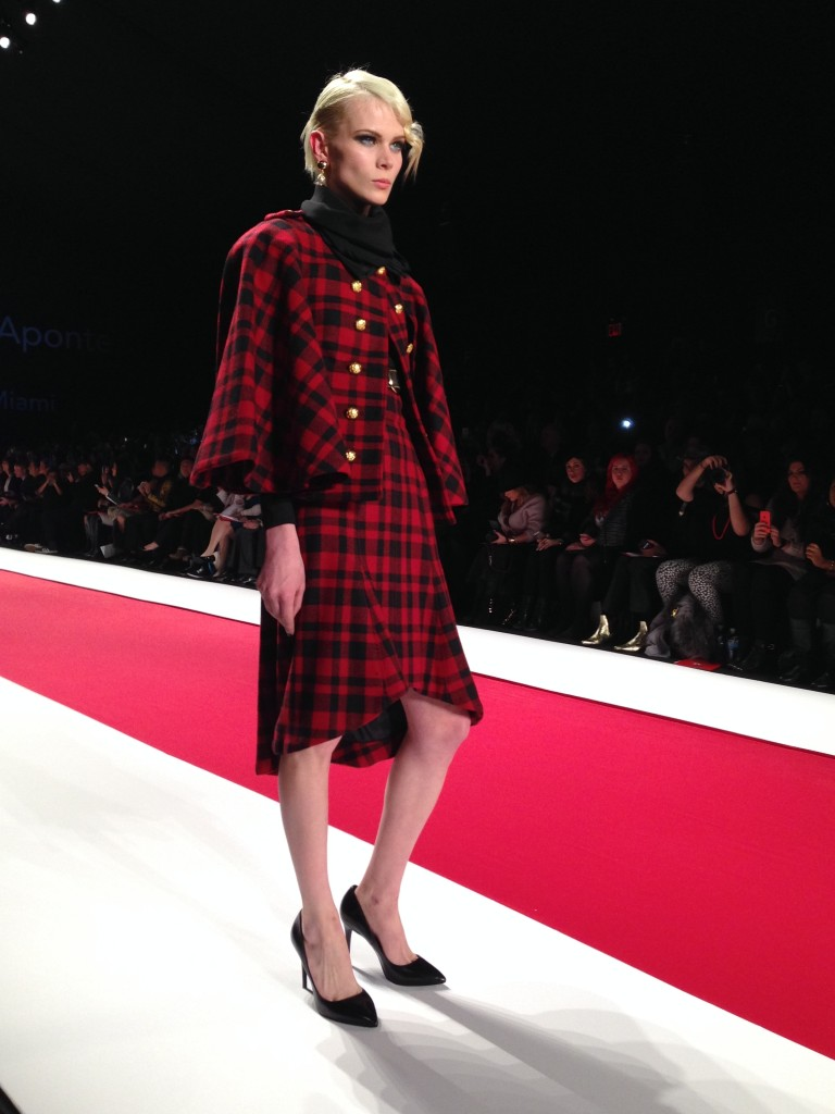 The Art Institute AW14 MBFW Show