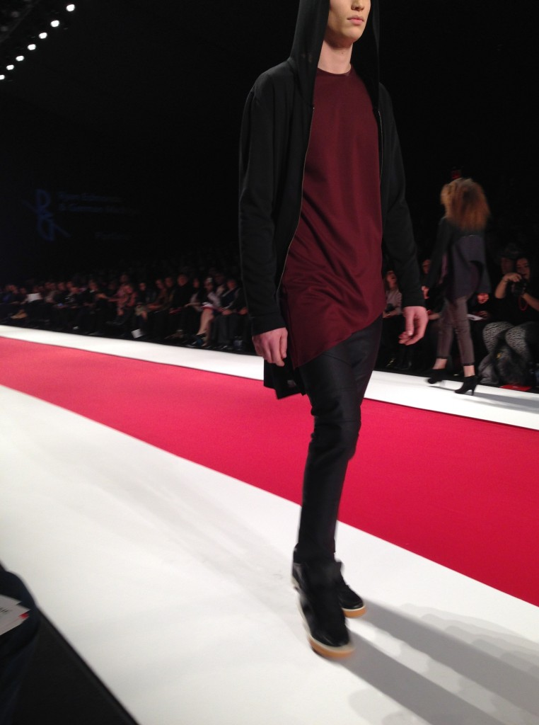 The Art Institutes MBFW AW14 Show