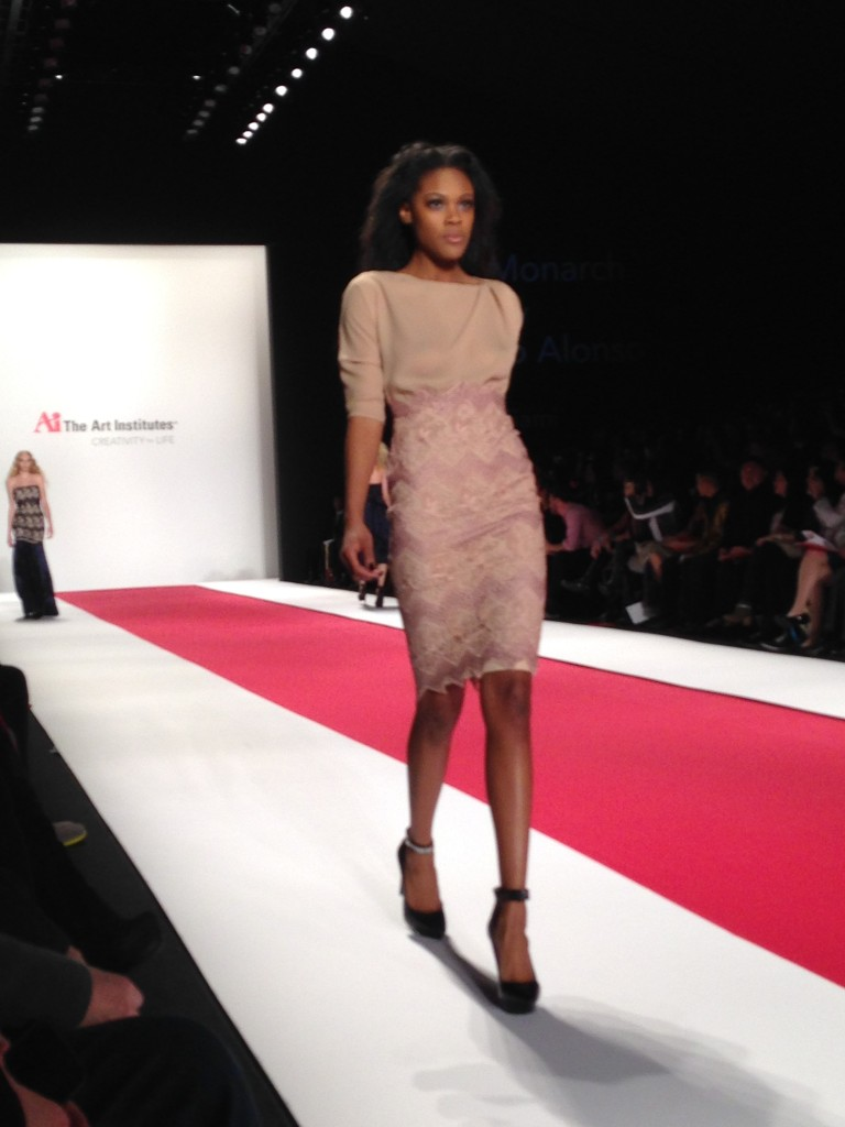 The Art Institutes AW14 MBFW Show