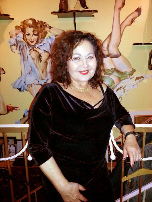 La Petite Coquette boutique owner Rebecca Apsan