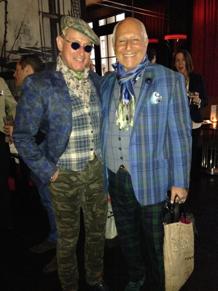 Montgomery Frasier and Ben Mindich