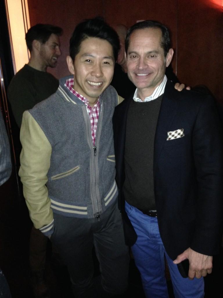 Chiun-Kai Shih and co-founder Tom Julian