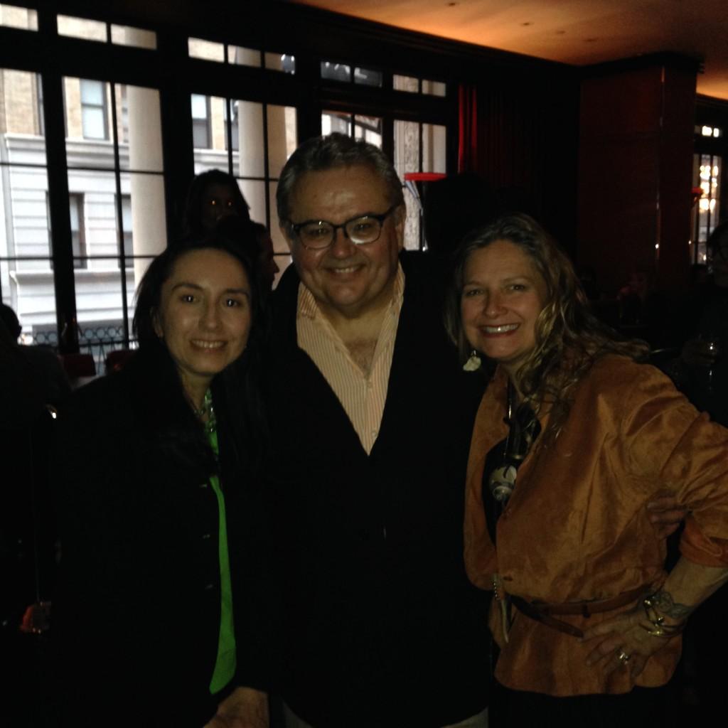 Vicki Vasilopoulos, Bill Burns and Kim