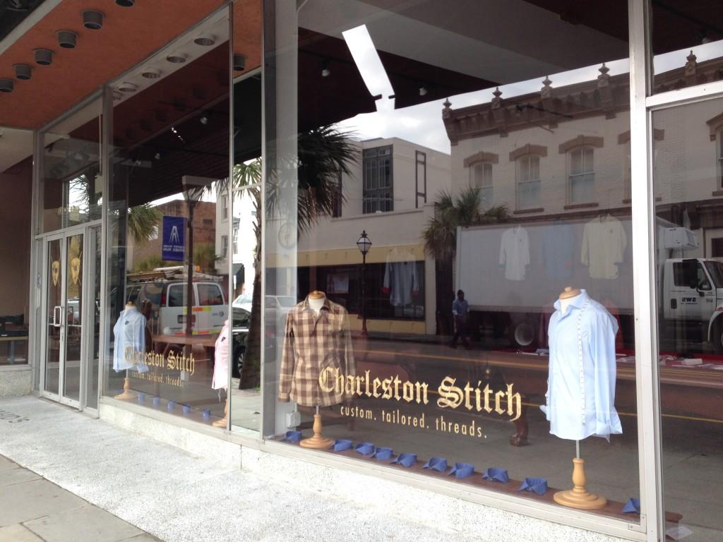 Charleston Stitch