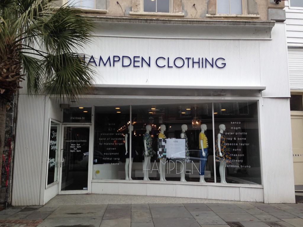 Hampden Clothing King Street