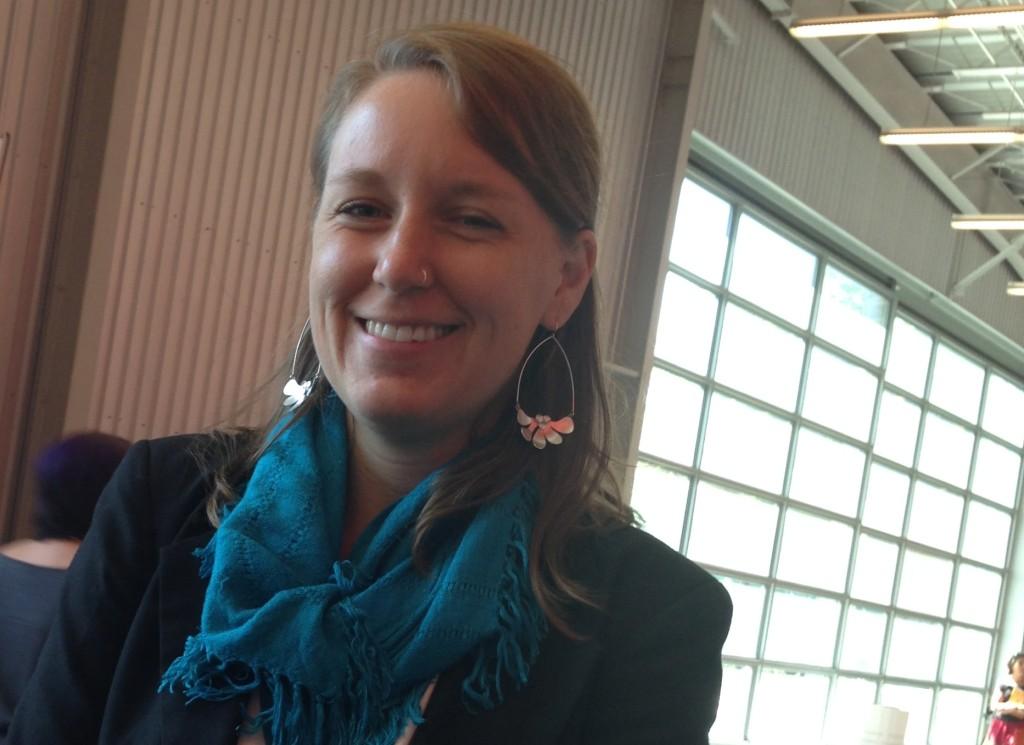 Designer Moira K. Lime