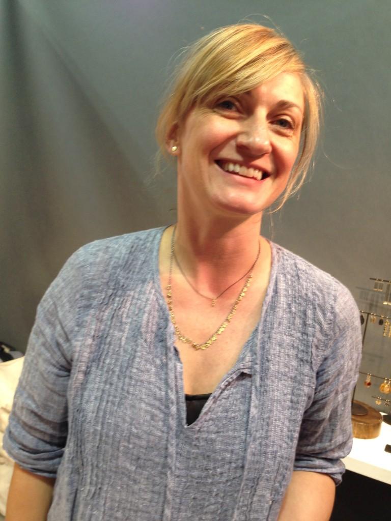 Designer Sarah McGuire