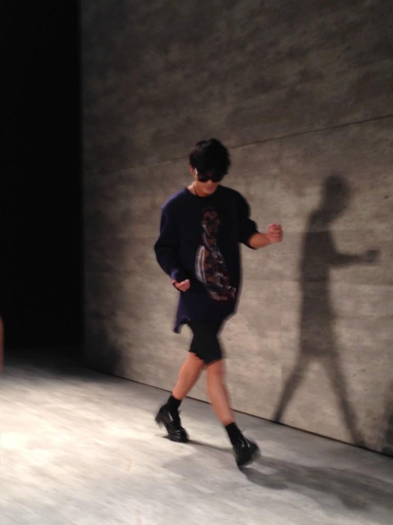 Beyond CLoset designer Tae Yong SS15