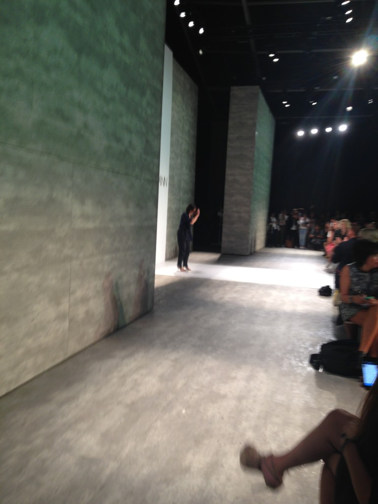 The Australian designer taking her bow