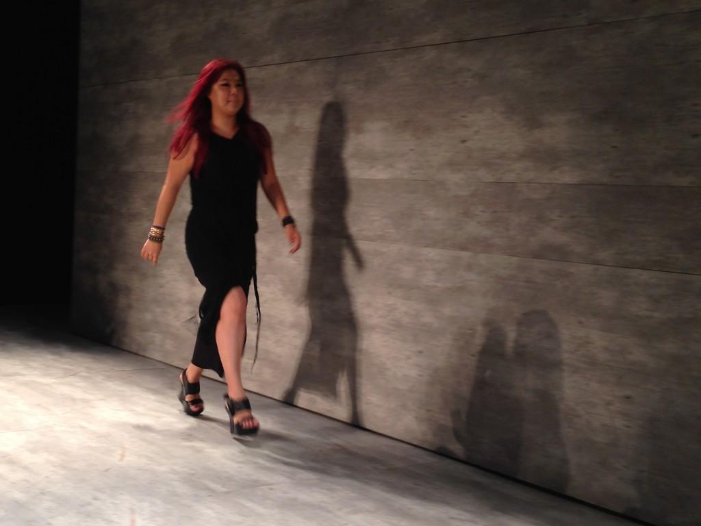 Resurrection designer Juyoung Lee