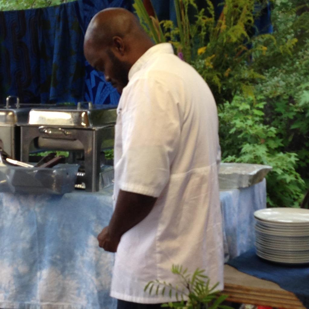 Gullah Chef BJ Dennis