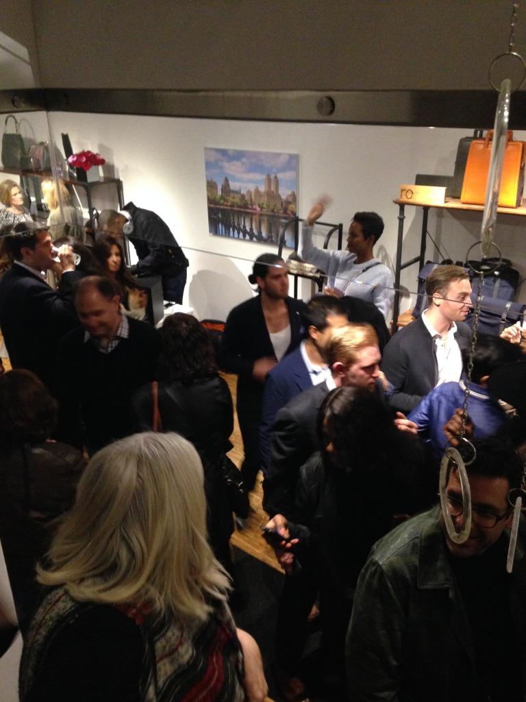 Bene Rialto Launch Party