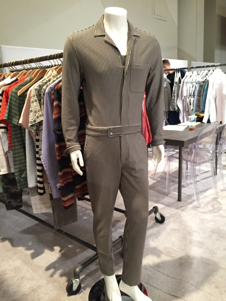 Mr. Turk brings back the jumpsuit onesie