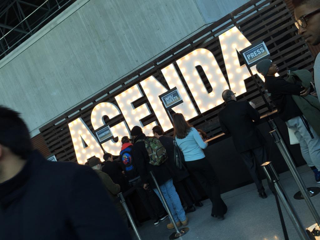 Agenda Show AW15