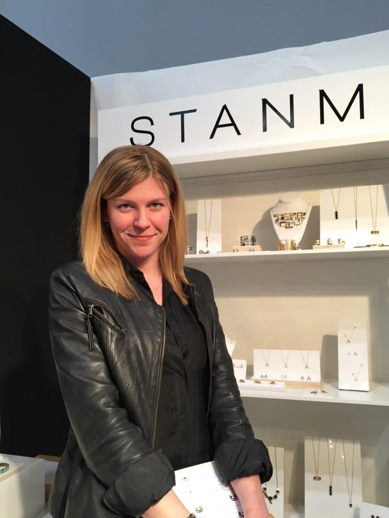 Catherine Alexander, designer of Stanmore Jewelry