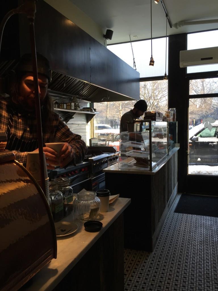 C&B Cafe NYC