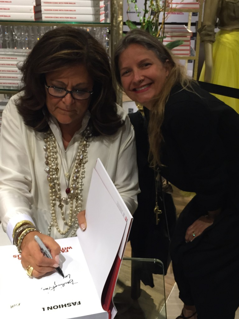 Fern Mallis + Fashion Lives: Fashion Icons by Fern Mallis, Rizzoli