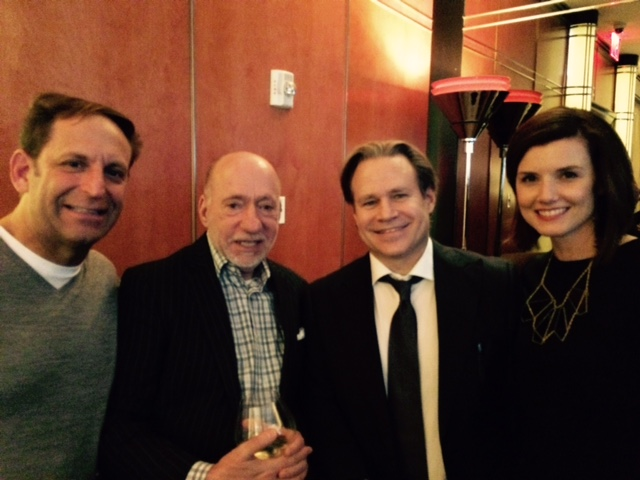MensWearNetwork April 2015 Event at The Lambs Club