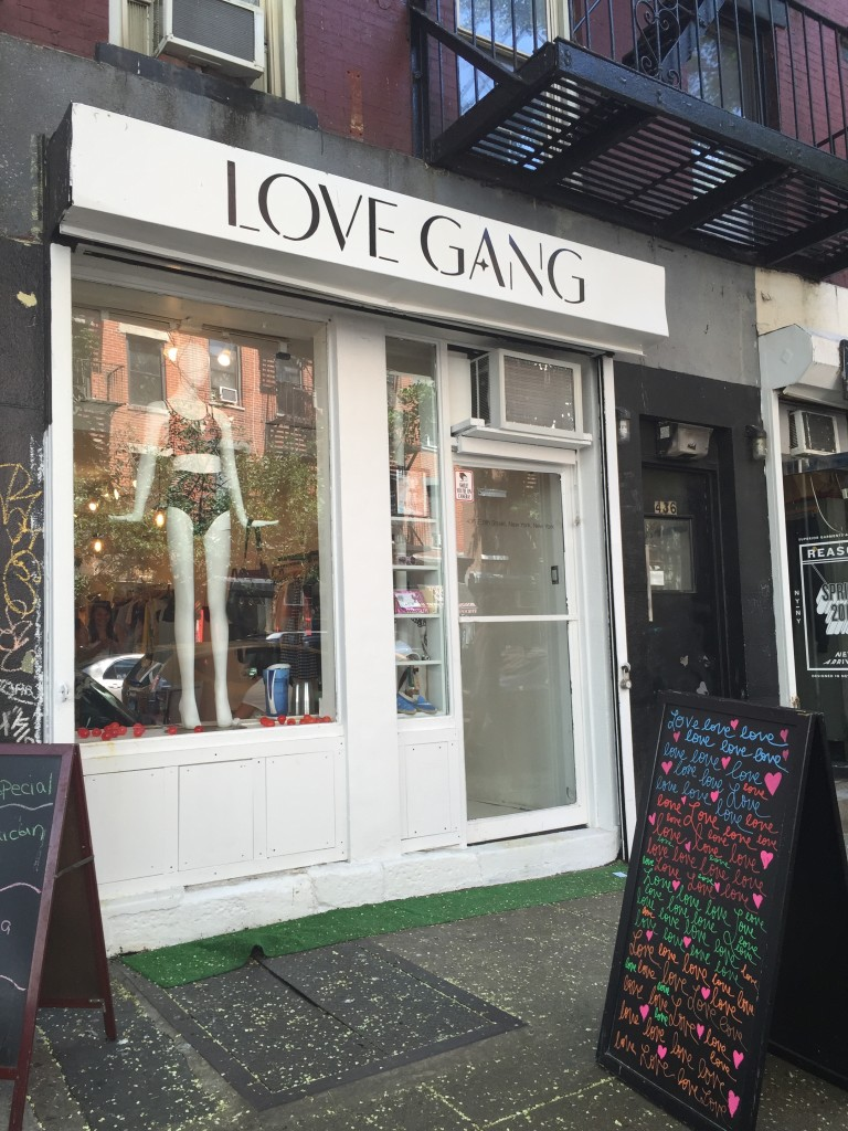 Love Gang East Village