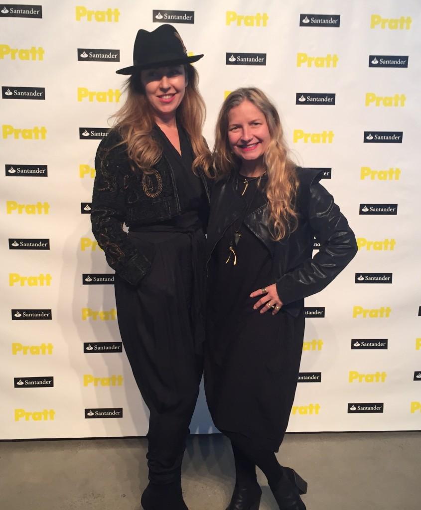 Olga of  O'La Vi Olaviworld, Fashion Whirled contributing fashion editor
