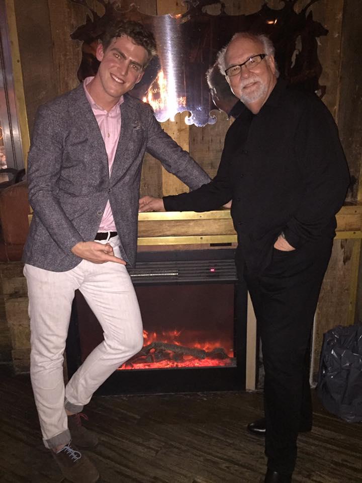Huston Julian and Ed Jones