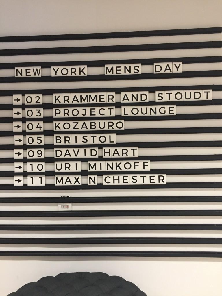 New York Men's Day